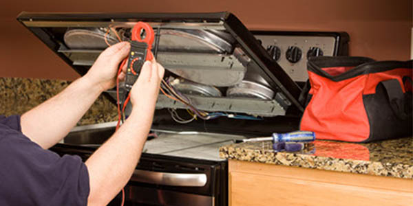 Electric cooker installation electrical services in Gateshead