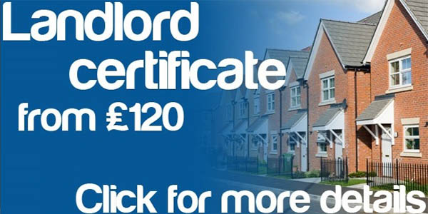 Landlord electrical certificates in Gateshead