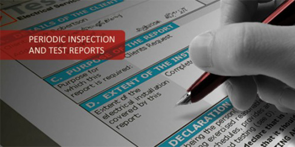 Periodic Inspection Reports (EICR) in Gateshead