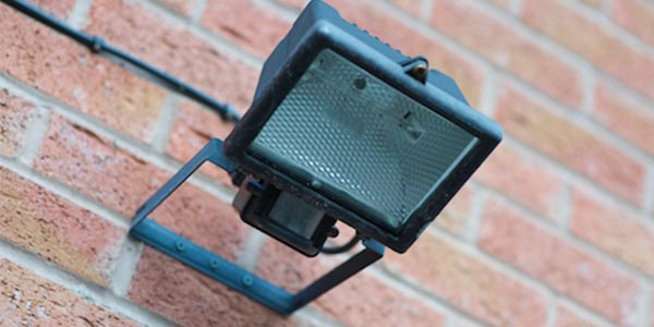 Security Lighting Installations in Gateshead